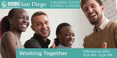 Working Together Half-Day Training: Feb 12, 2020