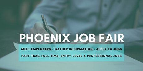 Phoenix Job Fair - October 19, 2020 - Career Fair tickets