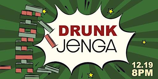 Drunk Jenga