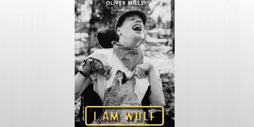 I am Wolf - A book launch with Oliver Mills