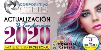 Actualización y Tendencias 2020 para el estilista profesional.
