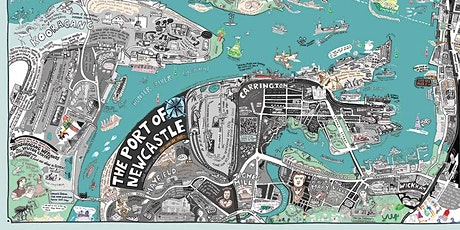 Drawing workshop: Creating maps tickets