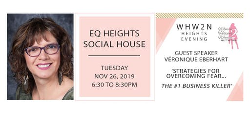 Houston Heights Evening Networking