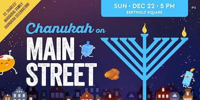 Chanukah on Main Street