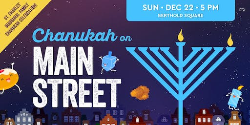 Chanukah on Main Street