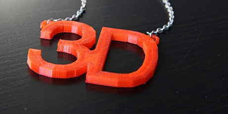 3D Design and Print Workshop, Ages 10-18, FREE tickets
