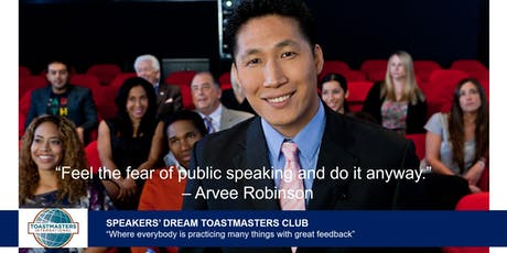 Learn and Practice Your Public Speaking Skill   tickets