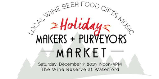 Holiday Makers + Purveyors Market