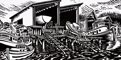 Linocuts and Block Printing Workshop with Gordon Friesen tickets