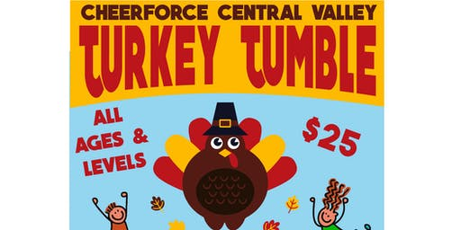 Turkey Tumble Clinic (Gymnastics/Tumbling Clinic)