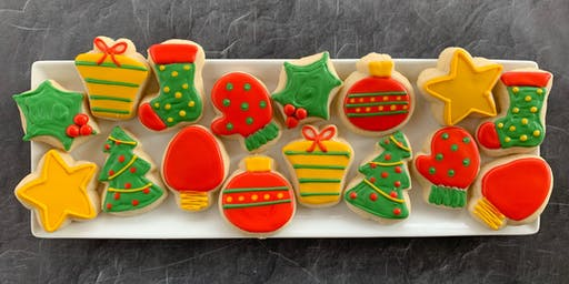 Cookie Decorating with 'A Couple Smart Cookies'! Sat.12/21 @11am (Ages 12+ years old)
