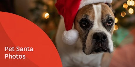 Stockland Wendouree Pet Santa Photos tickets
