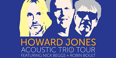 The Howard Jones Trio with guests tickets