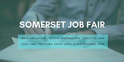 Somerset Job Fair - July 14, 2020 - Career Fair