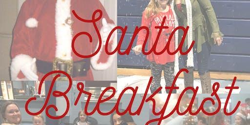 Santa Breakfast Experience