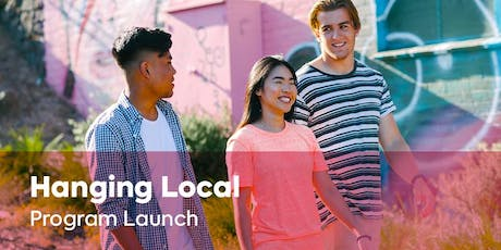 'Hanging Local' Launch tickets