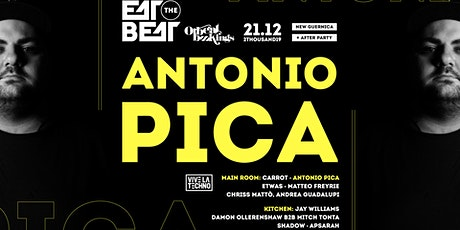 Eat The Beat Presents : Antonio Pica [Dirtyclub Music] tickets