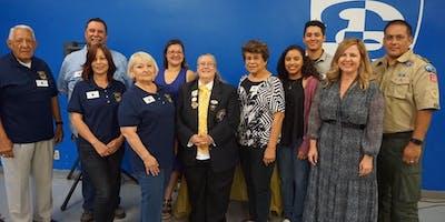 December Pico Rivera Lions Club Meeting at Frantone's Thurs @12p