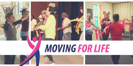 Moving for Life Dance Exercise Class for Breast Cancer Recovery @ NYU Winthrop Hospital