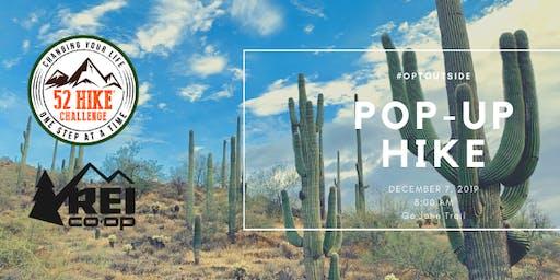 52 Hike Challenge #OptOutside Hike: Phoenix, AZ