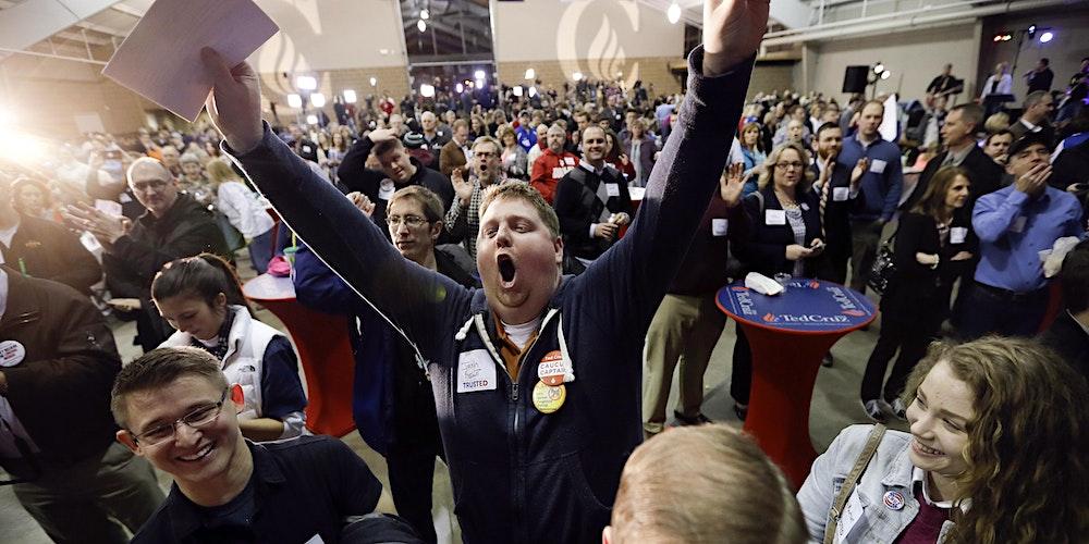 Image result for Iowa caucus