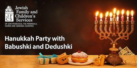 Hanukkah Party with Babushki and Dedushki tickets