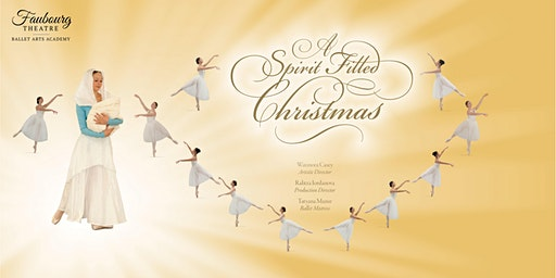 Faubourg Theatre Presents: A Spirit Filled Christmas