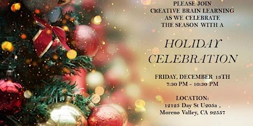Creative Brain Learning's Holiday Celebration