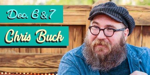 Chris Buck Live (Friday Show)
