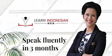 Business Conversational Indonesian (Beginners) - Tue 14 Jan 2020 tickets