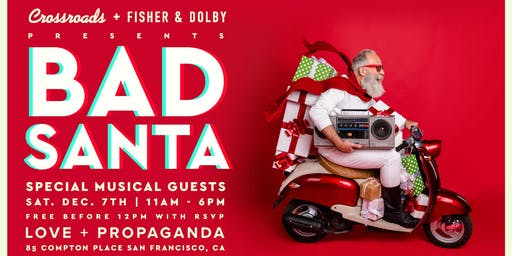SantaCon Party @ Love & Propaganda: Union Square