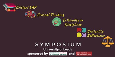 Symposium - 'Questioning Criticality: What is Criticality in Higher Education?'  tickets