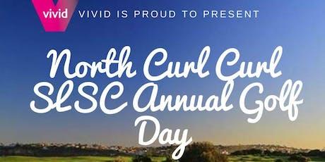 North Curl Curl Surf Lifesaving Club Annual Golf Day 2019 tickets