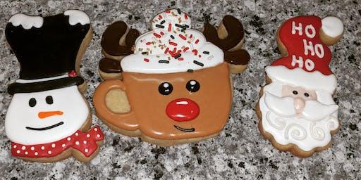 Christmas Cookie Class