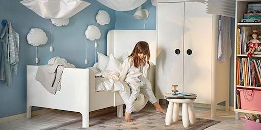 IKEA Family workshop: Children's Sleep
