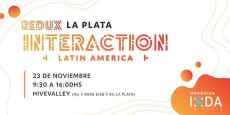 RedUX ILA19 - Medellín entradas