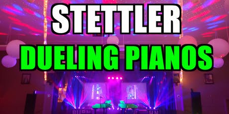 Stettler Dueling Pianos Extreme- Burn 'N' Mahn All Request Show tickets