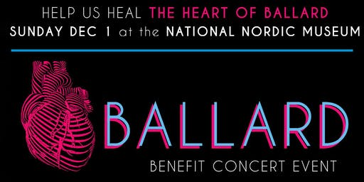 Heart of Ballard Benefit Concert