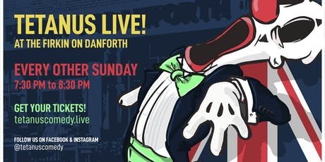 Tetanus Live! tickets