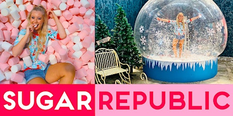 Sat Dec 21- Sugar Republic CHRISTMASLAND tickets