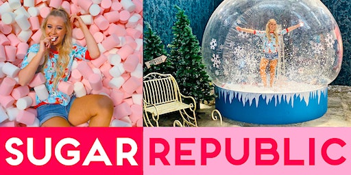Sat Dec 21- Sugar Republic CHRISTMASLAND