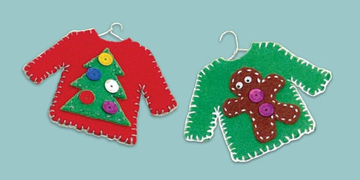 Tiny Ugly Sweaters - Eaglehawk