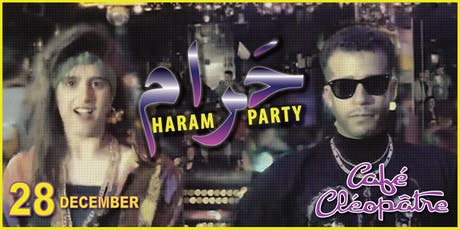 Haram Party [3] حرام بارتي tickets