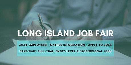 Long Island Job Fair - July 14, 2020 - Career Fair tickets