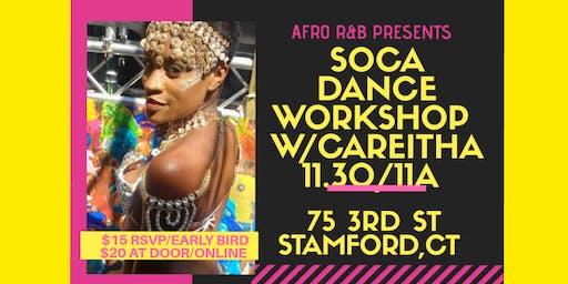Afro  R&B Presents: SOCA w/ Careitha