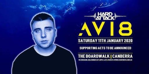 Hard Attack Presents AVI8