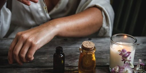 Creating your own Calming Essential Oil Blend, with Anya