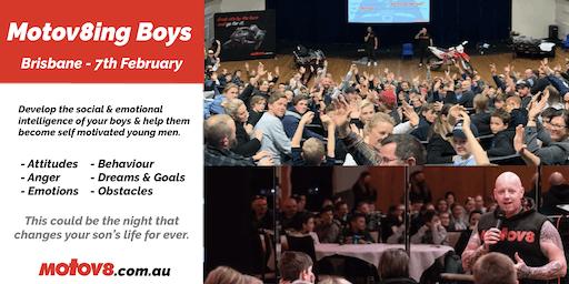 Motov8ing Boys - Brisbane
