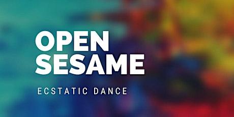 Open Sesame Ecstatic Dance tickets