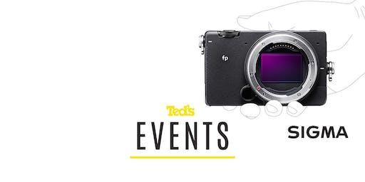 Sigma - fp Camera Launch | Melbourne
